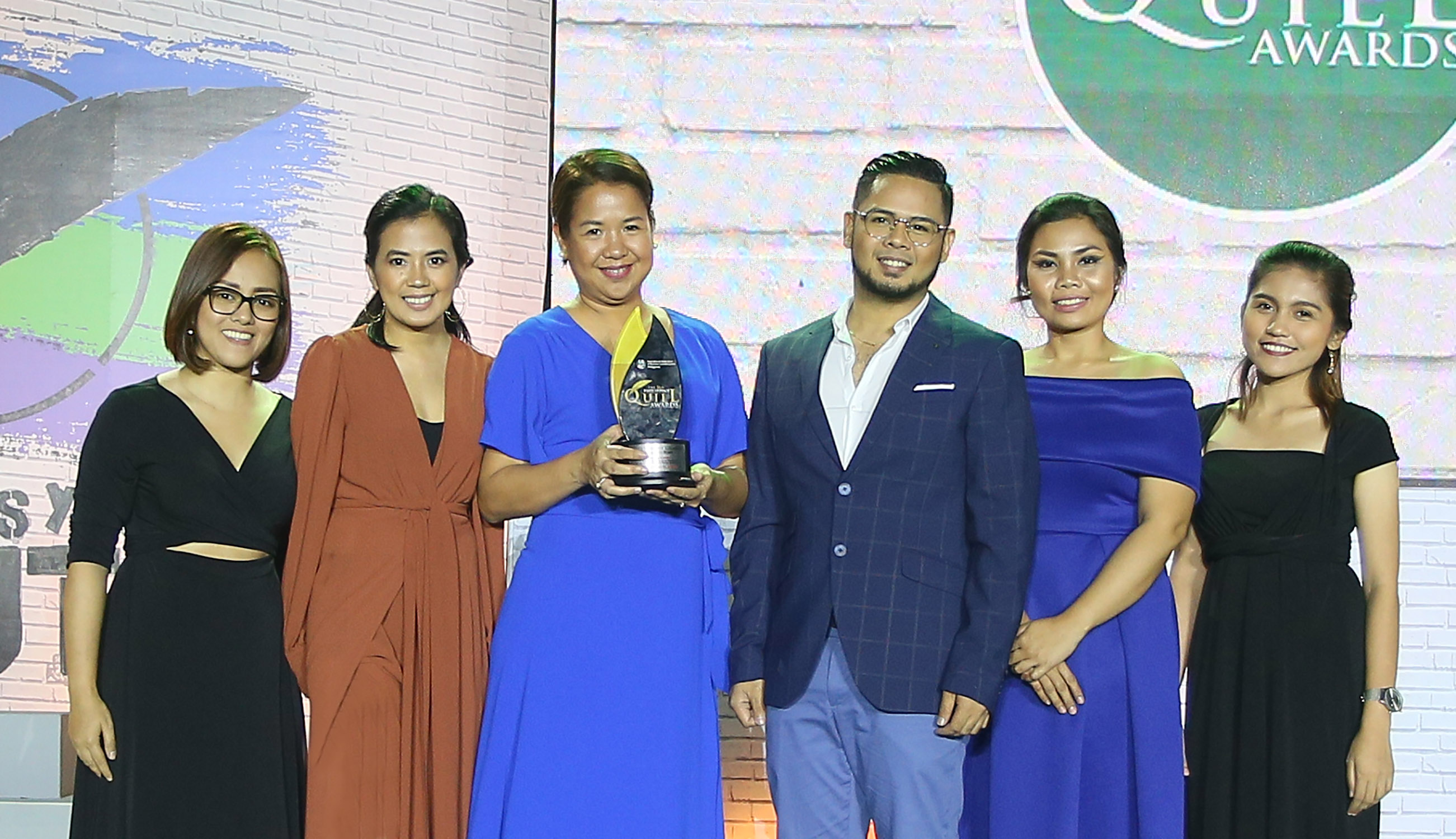 Essilor Eye Can Succeed campaign wins award at the 16th Philippine Quill Awards